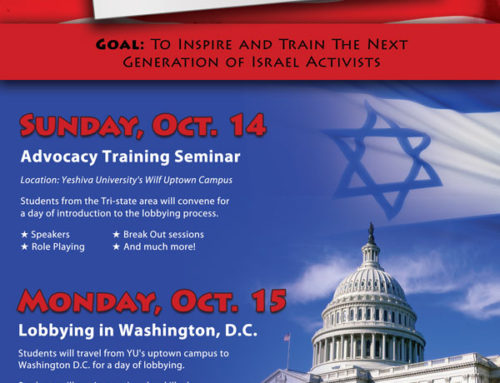 Lobbying for Israel