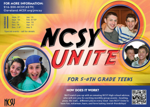 NCSY Unite