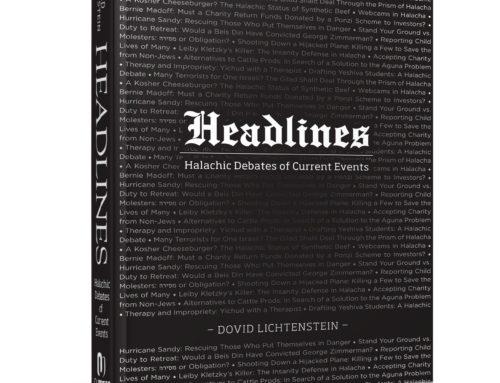 Headlines Book Cover