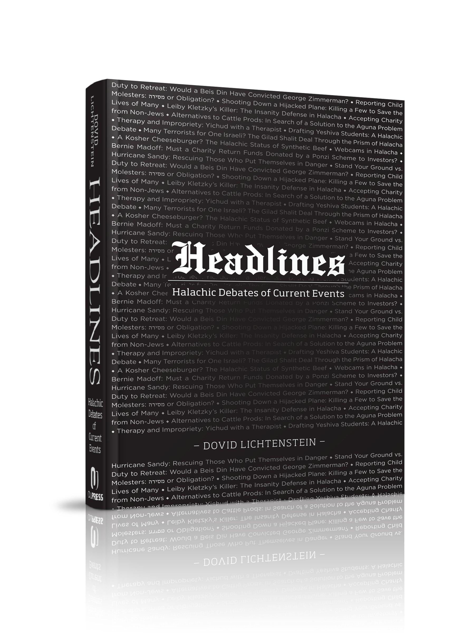Headlines book