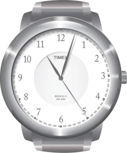 Timex Watch Illustration
