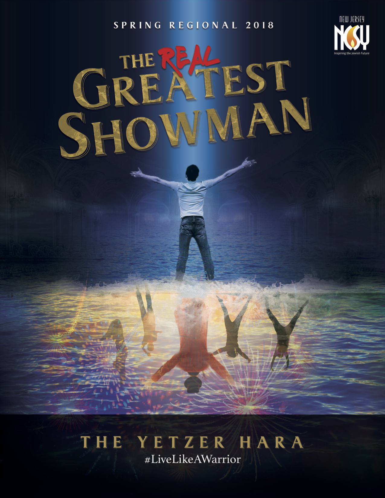 The Greatest Showman - The Yetzer Hara