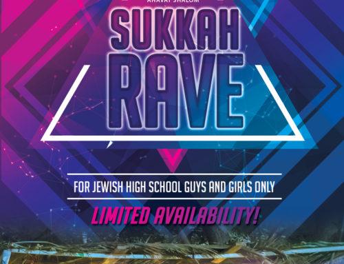 Sukkah Rave